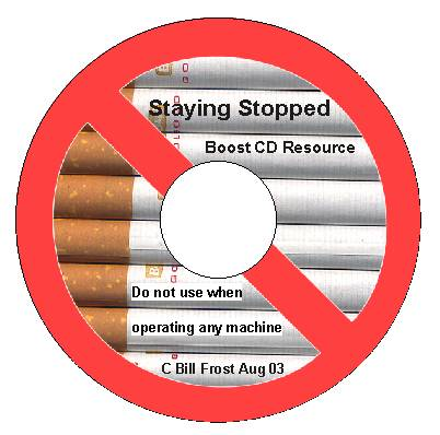 Smoking Cessation Cd
